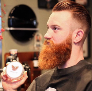 hairbond gripper pomade customer beard holding