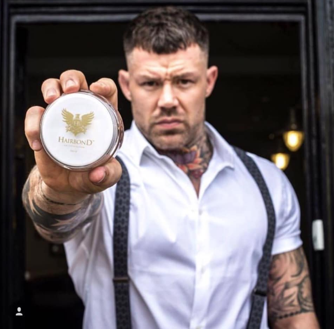 finest barbers hairbond mattifier