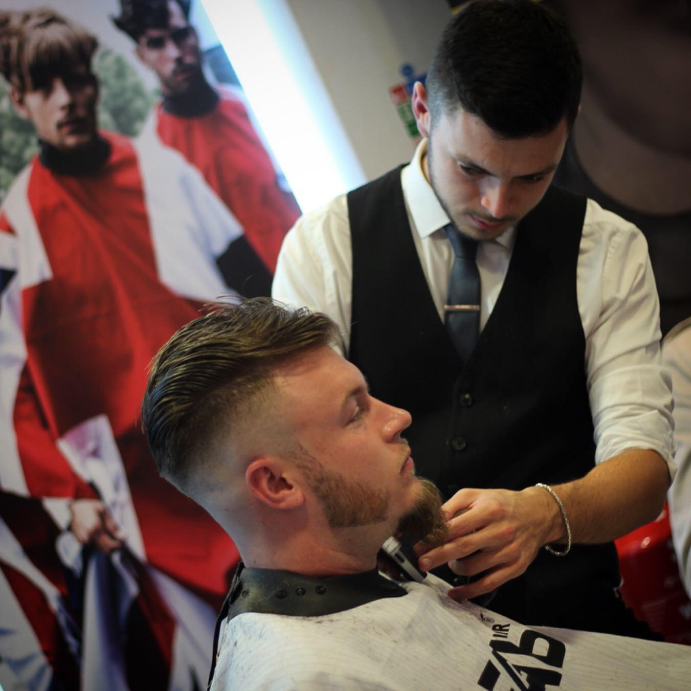 finest barbers adam isbill barbering